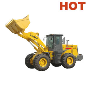 W153 5Ton Wheel Loader